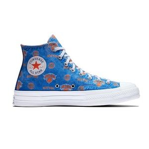 Converse New York knicks Men's brand new shoes